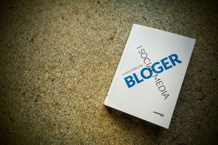 Bloger i social media Tomek Tomczyk